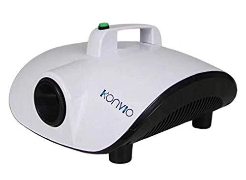 Konvio Fumigation Fogging Machine Disinfection Spray Fog Machine for Car, Home, Office, Restaurant, Hospitals Factories