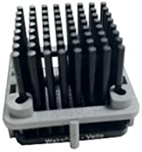 s 25 item WAKEFIELD ENGINEERING 658-25AB 658 Series 27.9 x 27.9 x 6.4 mm 5/° C//W Resistance Omnidirectional Heat Sink