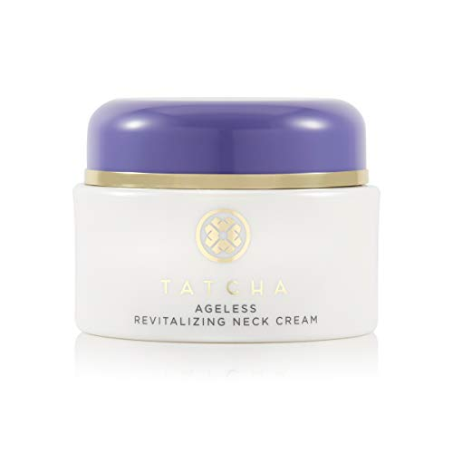 Tatcha Revitalizing Neck Cream: Hydrate, Smooth & Nourish Delicate Skin on Neck and Décolletage, 50 ml   1.7 oz