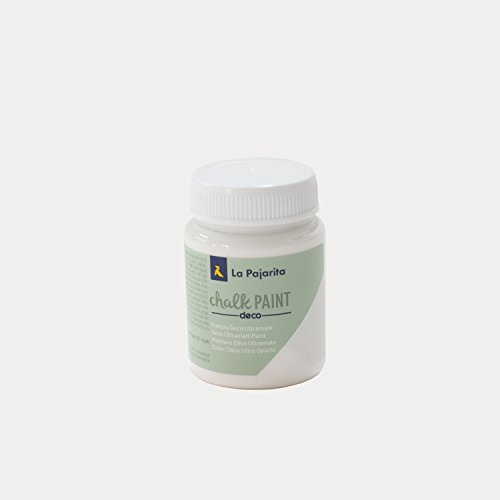 La Pajarita Chalk Paint Pintura Tiza Blanco Nube , 75 ml
