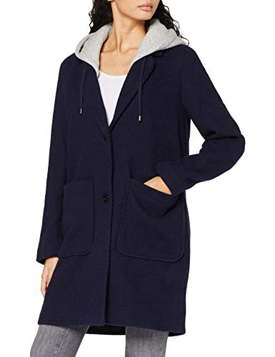 edc by Esprit 080cc1g304 Giacca, 400/Navy, M Donna