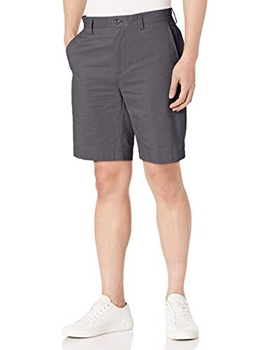 """Amazon Essentials Men's Slim-Fit 9"""" Short, Gray, 30"""