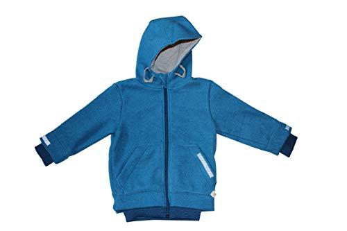 Disana Outdoor-Jacke (blau, 122/128)