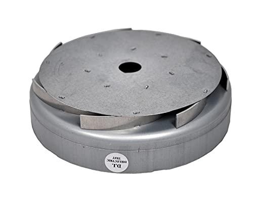 Ametek 119783-00 2-STG by-Pass 120v Motor Fan Housing