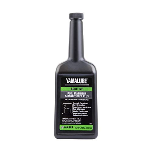 Yamalube Fuel Stabilizer and Conditioner 12 oz.