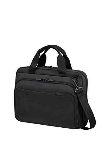 Samsonite Mysight Laptop briefcases, 14 inch (38 cm - 8.5 L), Black (Black)