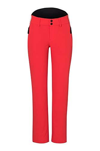Bogner Fire + Ice Ladies Feli Rot, Damen Hose, Größe 42 - Farbe Lava Red