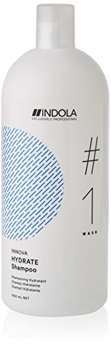 Indola Innova Wash Hydrate Shampoo für trockenes Haar, 1.5 l