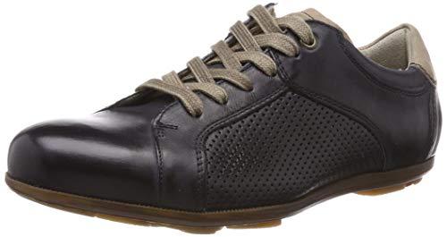 LLOYD Herren BABILA Sneaker, Blau (Midnight/Sand 5), 45 EU
