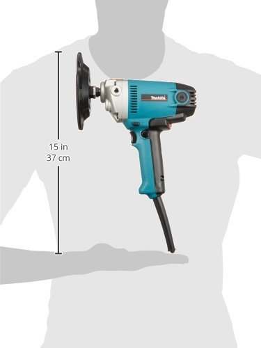 Makita Sander Polisher, Pad Size 7, Blue (PV7001C)