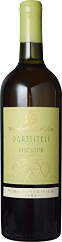ヴァジアニ カンパニー マカシヴィリ ワイン セラー ルカツィテリ 2019 ジョージア 白ワイン(オレンジワイン) 750ml