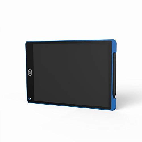 BXGZXYQ 12-Zoll-LCD-Tablette LCD-Licht elektronisches Tablett Intelligentes Malbrett for Kinder Graffiti-Brett Mini Whiteboard (Farbe : [Green])
