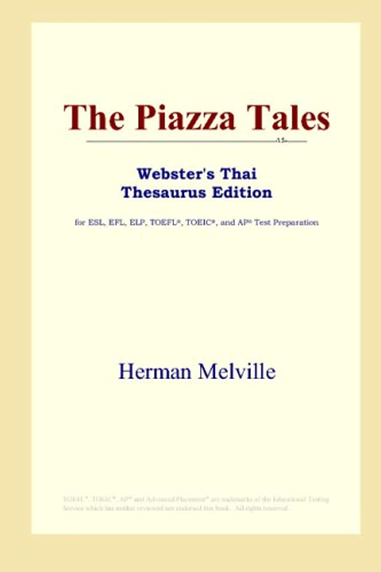 決済計器宣教師The Piazza Tales (Webster's Thai Thesaurus Edition)