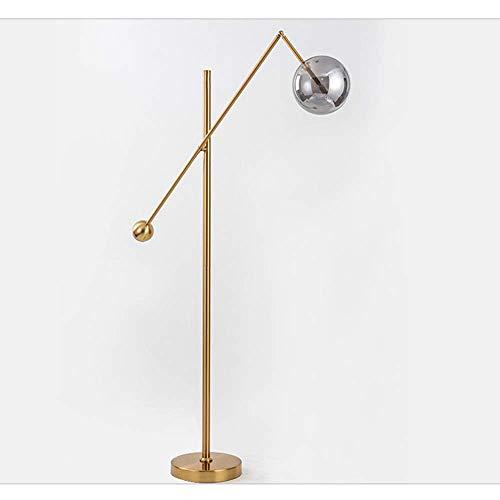 VIWIV Lámpara de Escritorio Personalidad Creatividad Aprendizaje Bola de Cristal Modelo habitación Estilo Simple Dormitorio mesita de Noche