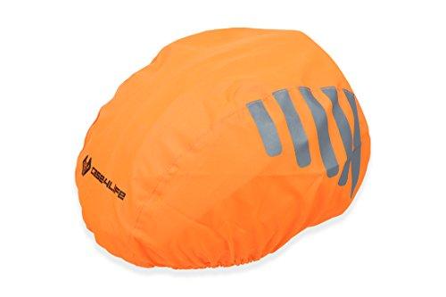 Case4Life Naranja Impermeable Alta Visibilidad Reflexivo