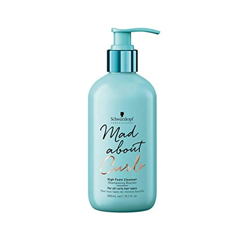 Schwarzkopf - Shampooing Mad About Curls 300 Ml -...