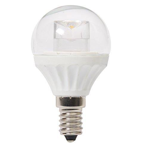 XQ-lite XQ13172 Ampoule LED E14 4 W équivalent de 30 W 320 lm Angle de faisceau 180° Blanc chaud [Classe énergétique A+]