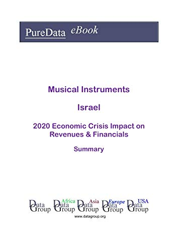 Musical Instruments Israel Summary: 2020 Economic Crisis Impact on Revenues & Financials (English Edition)