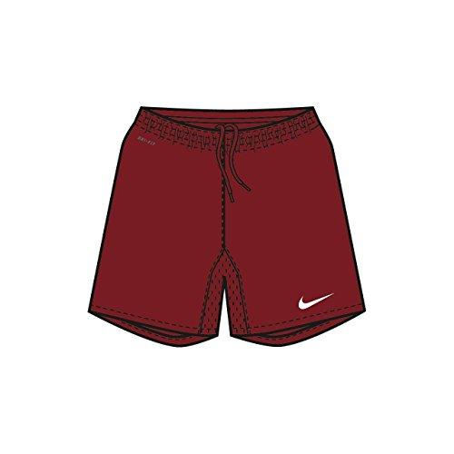 Nike Short de football Park Knit avec slip intégré pour homme Team Red/white - small