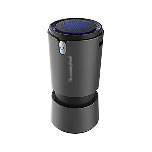 WGLL Purificatore d'Aria Portatile Mini Portatile - Vero Filtro pulisce l'aria, Aiuta ad alleviare allergie, elimina Il Fumo e Altro - Ideale per Viaggiare, casa e Uso dell'ufficio