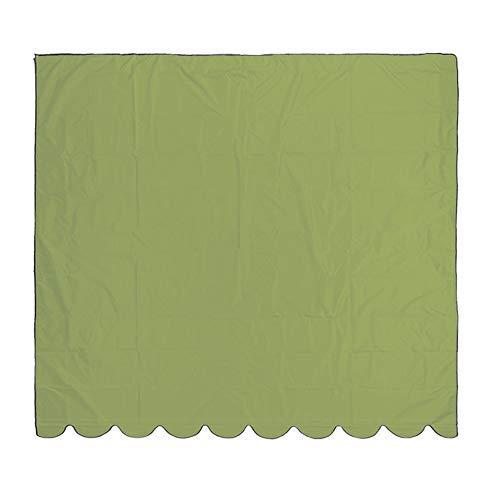 Toldo rectangular para jardín, patio, patio, patio, 2 x 1,5 m