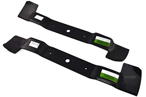 2 X 52 CM Mulchmesser (rechts + links) für AL-KO Rasentraktor AL-KO RT T 13-102 15-102 16-102 18-102 20-102 HD HDE Comfort