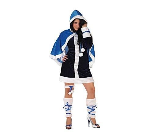 Desconocido Disfraz de esquimal para mujer