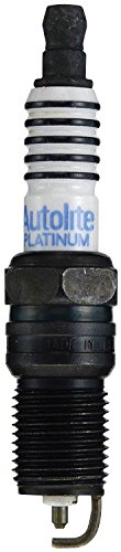 Autolite AP5245DP2 Platinum Spark Plug (Pack of 2)