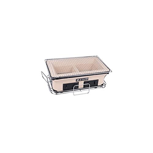 FEANG Grill Kohle Grill Grills Haushaltsgrills Holzkohle Umweltkleiner Tragbare Desktopgrills für Picknicks Camping Grillwerkzeug