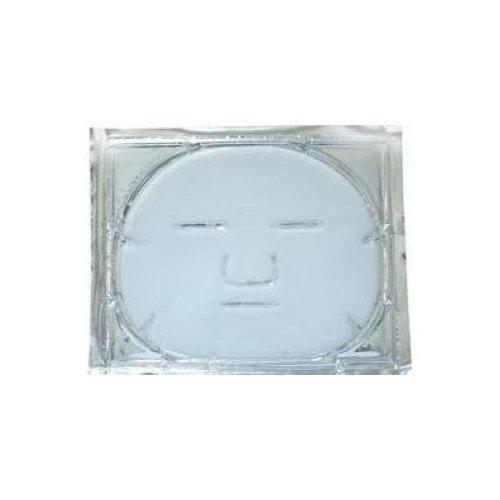 5x Mascarilla Facial de Colágeno en Gel Polvo Blanco Cristales - Anti-edad, Cuidado de la Piel, Anti-Arrugas, Húmectante, Hidratación, Blanqueamiento, Removedor de Puntos Negros, Regeneración de la Piel - Adecuado para Uso Casero, en Frío o en Calien
