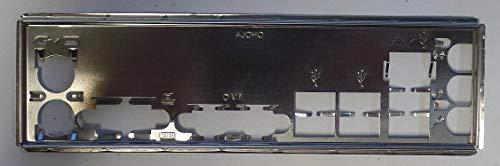 ASRock 960GM/U3S3 FX - Blende - Slotblech - IO Shield #307585