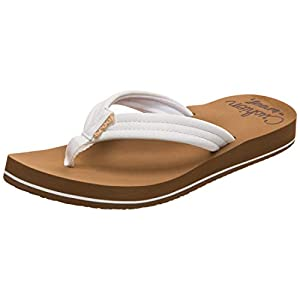 Reef Women's Cushion Breeze Sandals, Cloud, 8