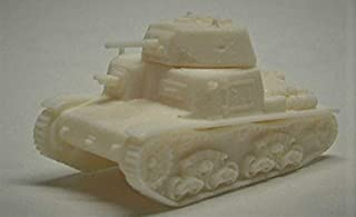 M13/40 Carro armato Tank Italy 1/144 Resin cast kit