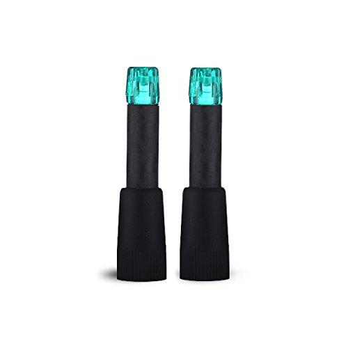 New Direction Tackle 2* Grün Carbon Illuminating snag ears(Light house) Für K9 Karpfenangeln Bissanzeiger