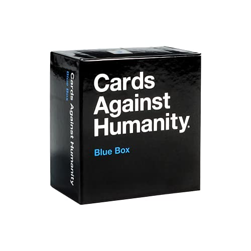 Cards Against Humanity: Blue Box • 300-card expansion