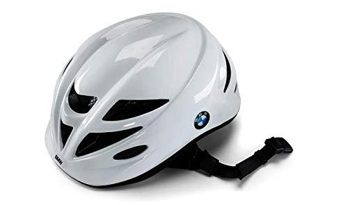 BMW Original Kids Bike Helm Fahrradhelm Weiß/Anthrazit Gr.M