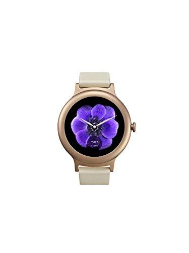 LG Electronics LGW270.AUSATN - Reloj Inteligente para LG con Android Wear 2.0