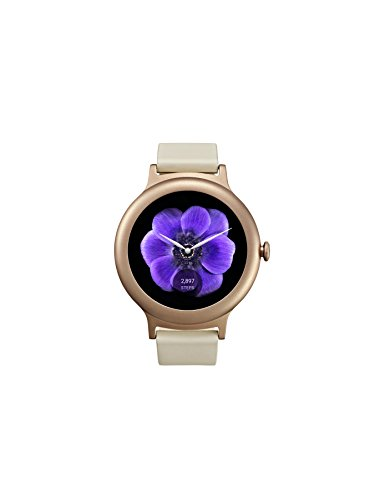 LG Electronics LGW270.AUSAPG LG Watch Style Smartwatch with Android Wear 2.0 - Rose Gold - US...