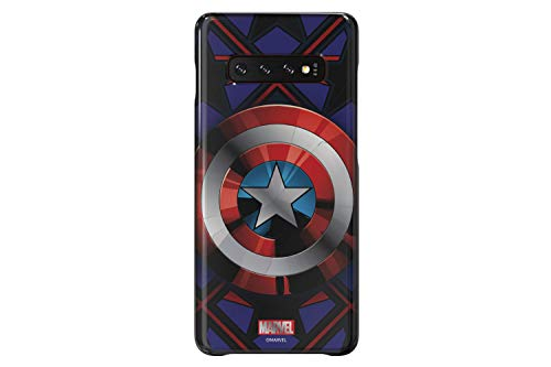 Samsung Galaxy Friends Captain America Smart Cover for Galaxy S10+