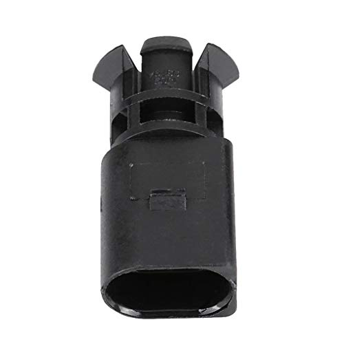 Demino kompatibel mit A3 Lufttemperatursensor Umgebungs Lufttemperatursensor mit steckbaren Lufttemperatu Harness Stecker 1J0919379A Auto-Sensor-Auto-Zubehör