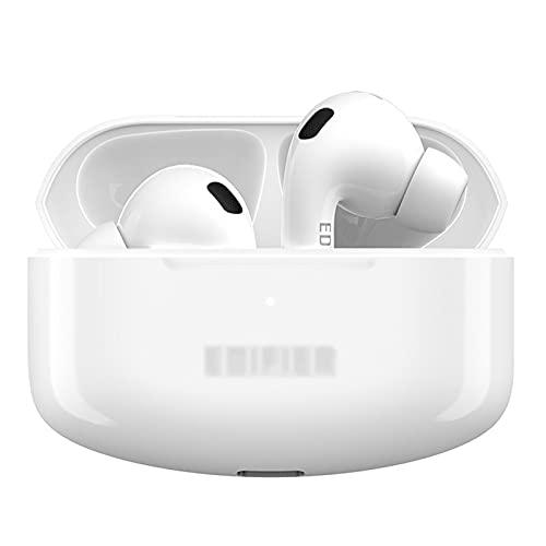HJFGIRL Auriculares Inalambricos Deportivos, lollipopspro Bluetooth 5.0 Cancelación de Ruido Estéreo, 20H Cascos inalambricos, Carga Rápida USB-C, IP7 Impermeable In-Ear...