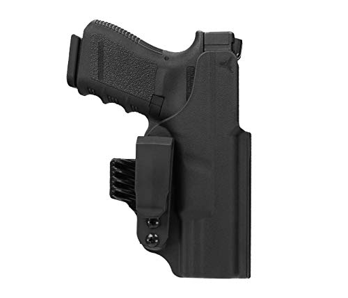 Blade-Tech Ultimate Klipt Holster - IWB Ambidextrous Holster for 1911, Glock, H&K, Sig, Springfield, S&W and STI (S&W/Shield 9/40)