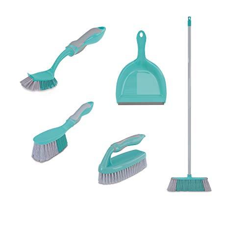 Conjunto de Limpeza Multiuso 5 Peças, LAV6590, Flash Limp