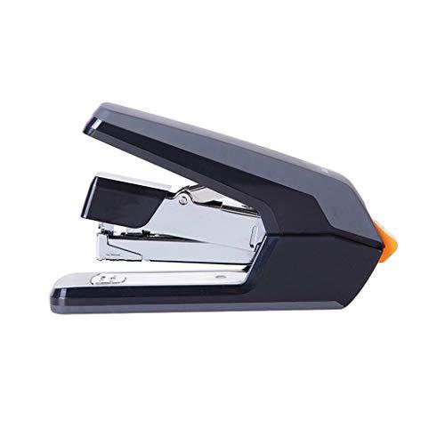 Grapadoras para Escritorio Trabajo de ahorro de la grapadora,de gran capacidad de la grapadora,de 50 páginas Capacidad,Negro,ahorro de trabajo Tipo,escritorio grapadora,material de oficina Grapadoras