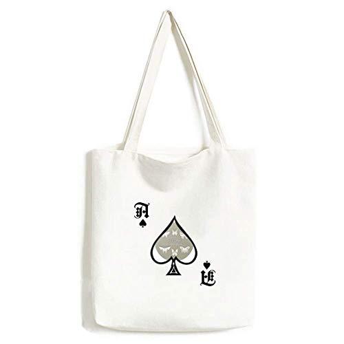 Bolsa de Mano con diseño Abstracto de Mariposas y Origami, Color Blanco