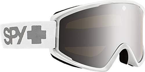 Crusher Elite Matte White HD Bronze w Silver Spectra Mirror product image