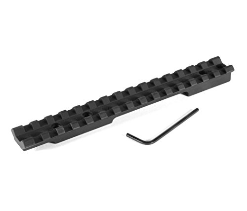 EGW Picatinny Rail Scope Mount for Remington 700, 722, 40x Short Action 20 MOA