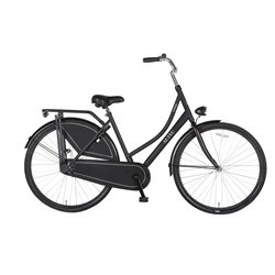 Unbekannt 28' 28 Zoll Damen Fahrrad Holland City Fahrrad Rad HOLLANDRAD DAMENFAHRRAD CITYRAD DAMENRAD Roma SCHWARZ