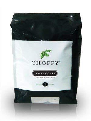 Choffy, Ivory Coast, Brewed Chocolate, Cocoa, Medium Roast, 32 oz.