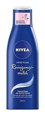 NIVEA 4er Pack Gesichts-Reinigungsmilch